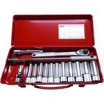 1/2 inch square socket wrench set