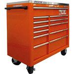 40 inches complex two rows of 12-stage withdrawal BAHCO Orange stainless steel top plate
