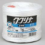 Packing string PS rope 5phi x 100m 300g white