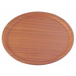 Plywood tray (round)