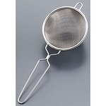 Stainless steel business for tea strainer