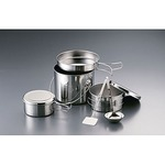 Stainless steel all in one hotpot