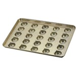 Silicon processed malon cake type top plate (25 bottles)