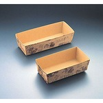 Baking tray house pattern rectangular type