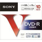 For recording DVD-R 16-speed compatible
