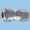 High Coupler Plug, Large Diameter, For for External Thread AttachmentSocket