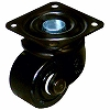 540S Swivel Caster, Nylon, With Ball B, Wheel, for Low-Floor Heavy Loads