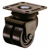550P Swivel Caster, Nylon Wheel, for Low Floor Medium Weight Loads