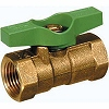 600 Type Made From Brass Ball Valve, Reduced Bore And T Form HandleTkt Series KITZ
