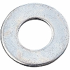 Flat Washer Small Size, Iron / Uni-Chromium Osaka Spirit
