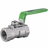 600 Type Stainless-Steel Ball Valve, Reduced Bore, Utkm Series