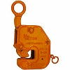 Hanger / clamp for both horizontal suspension and horizontal suspension (safety lock type)