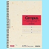 Campus Recycled Paper Double Ring Notebook