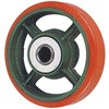 Ductile caster (standard type) for the wheels (urethane (B input) car)