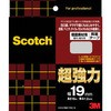 Scotch Tape Super Strong Double-Sided Tape For Rough Surface Materials ThreeM 3M