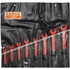 1000V insulated box wrench set