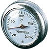 Thermometer with magnet